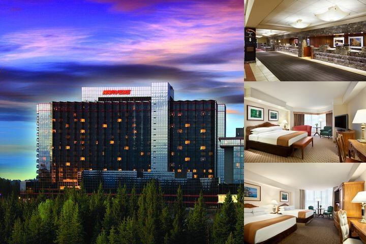 Harveys Resort & Casino photo collage