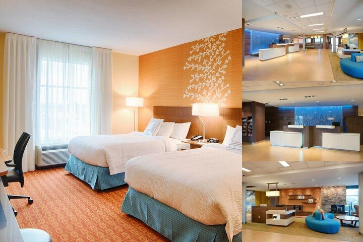 Fairfield Inn & Suites Columbus North / Dublin photo collage