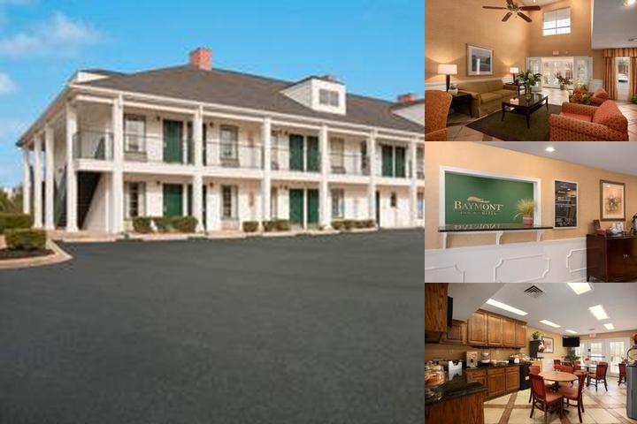 Baymont Inn Suites Photo Collage