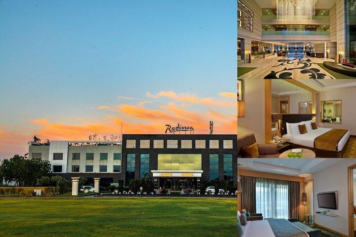 Radisson Hotel Kandla photo collage