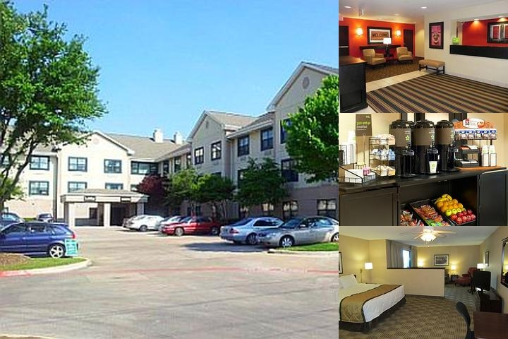 Extended Stay America Dallas Marketplace photo collage