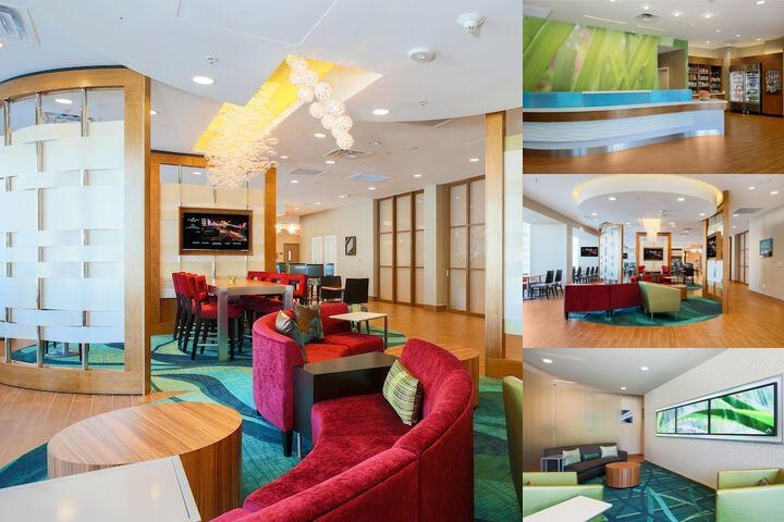 Springhill Suites by Marriott San Jose Airport photo collage