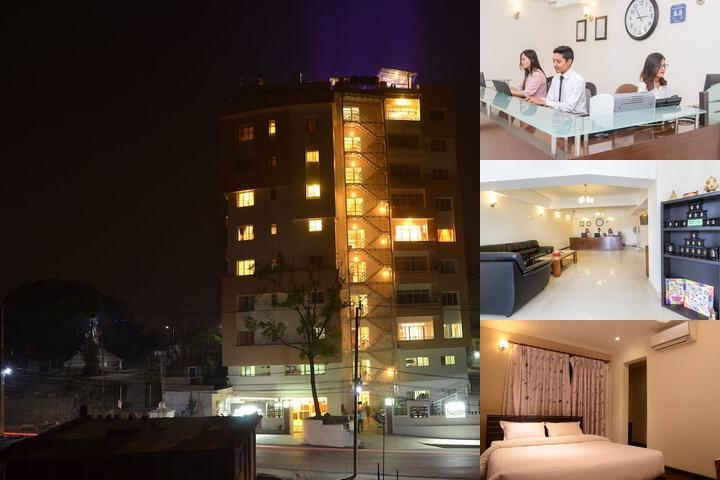 Retreat Serviced Apartments photo collage
