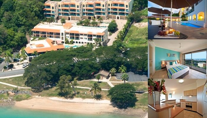 Shingley Beach Resort photo collage