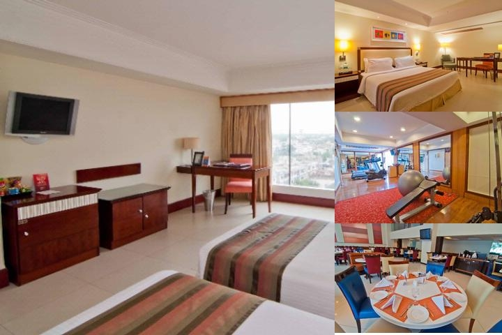 Sarovar Portico Indore photo collage