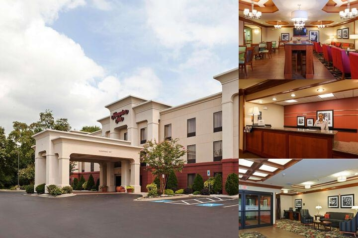 Hampton Inn Elkton photo collage