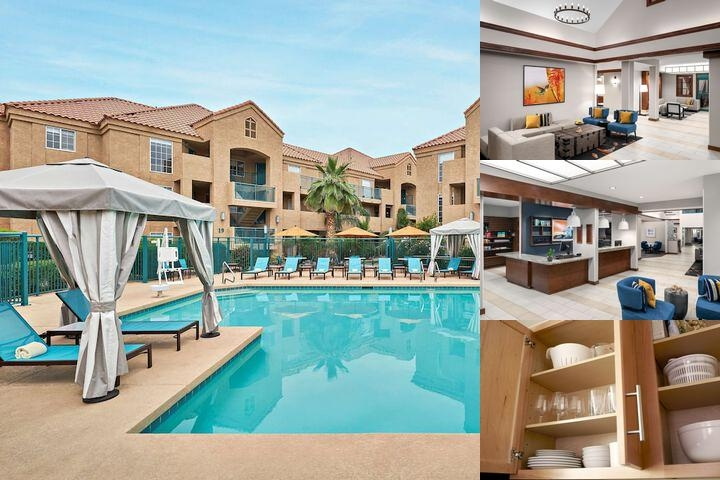 Hyatt House Scottsdale / Old Town photo collage