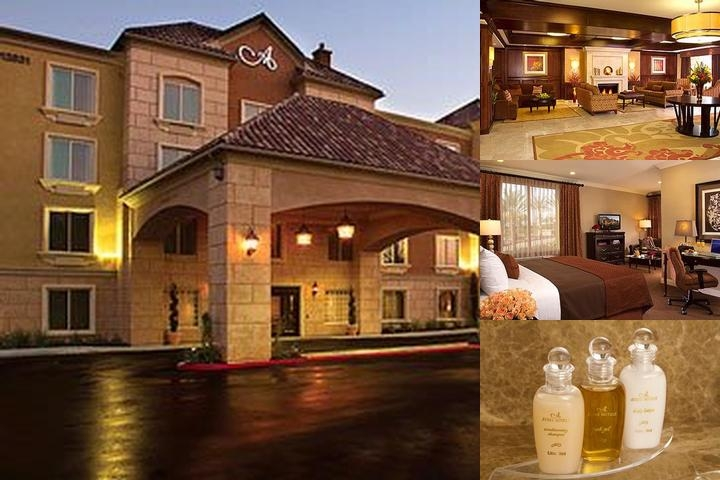Ayres Hotel & Spa Moreno Valley photo collage