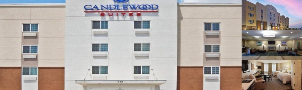 Candlewood Suites Midland Sw photo collage