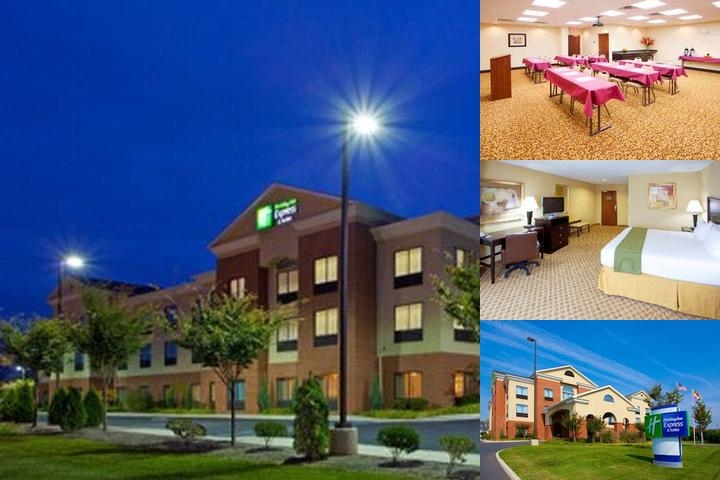 Holiday Inn Express & Suites Chestertown Md photo collage