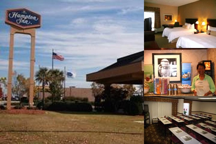Hampton Inn Sumter photo collage