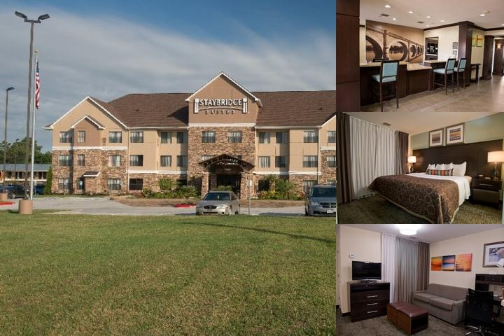 Staybridge Suites Houston Nw Willowbrook photo collage