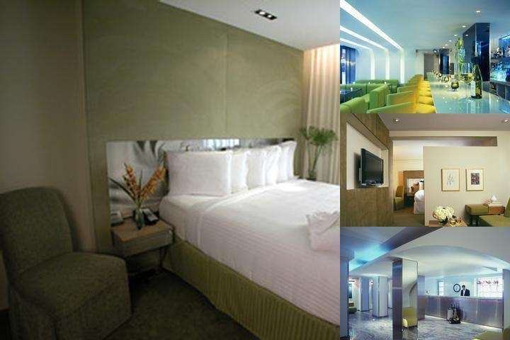 Shoreham Hotel photo collage