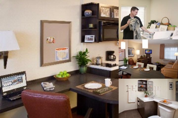 Candlewood Suites Hampton Langley photo collage