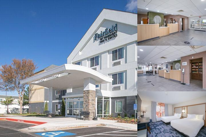 Fairfield Inn Ponca City photo collage