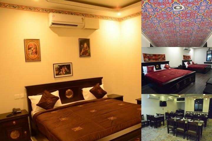 Hotel Surya Garh photo collage