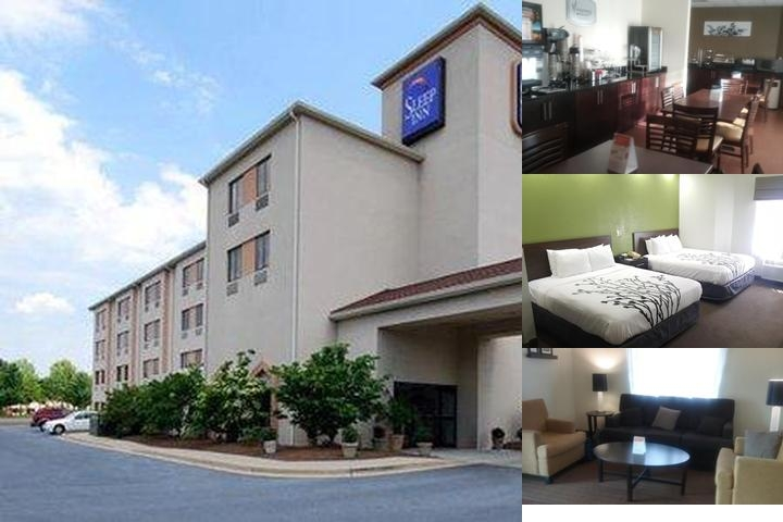 Sleep Inn Frederick photo collage