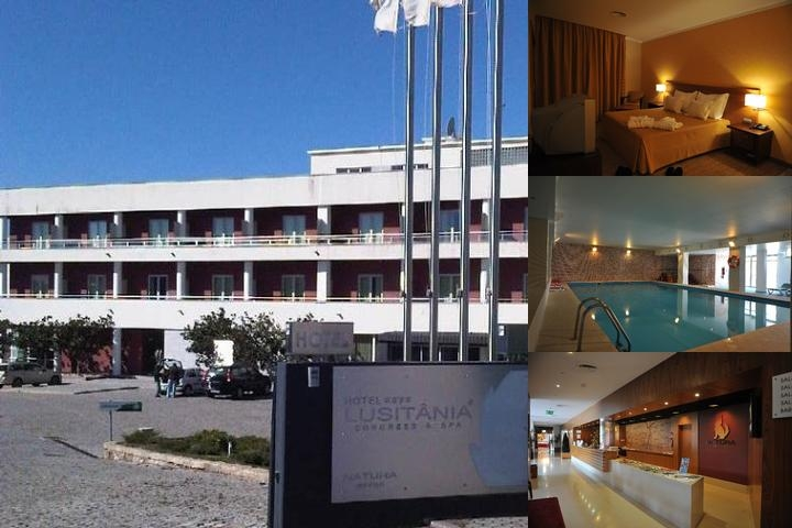 Hotel Lusitânia photo collage
