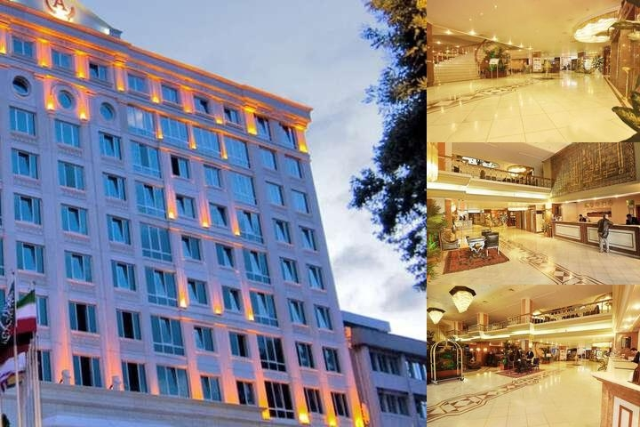 Akgun Istanbul Hotel photo collage