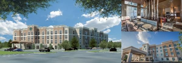 Homewood Suites by Hilton Charlotte Ballantyne photo collage
