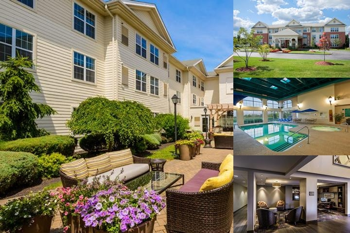 Homewood Suites by Hilton Buffalo Airport photo collage