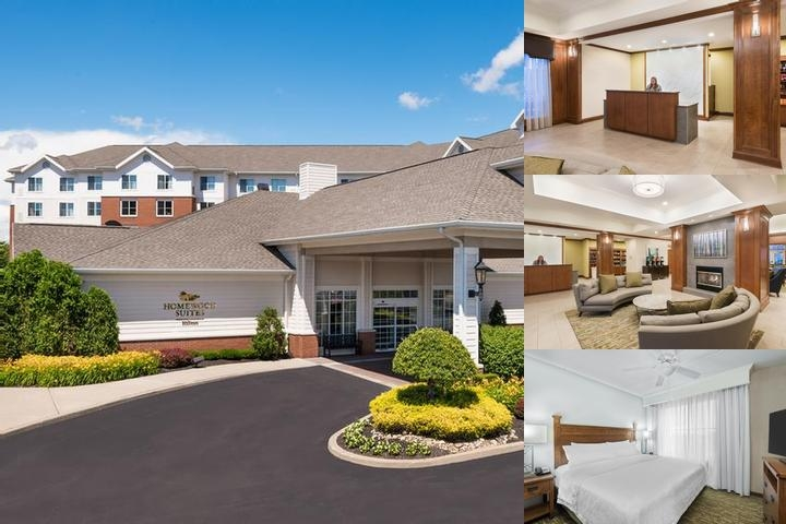 Homewood Suites by Hilton Buffalo Amherst photo collage