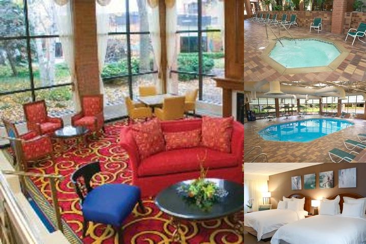 Racine Architect Hotel & Conference Center photo collage