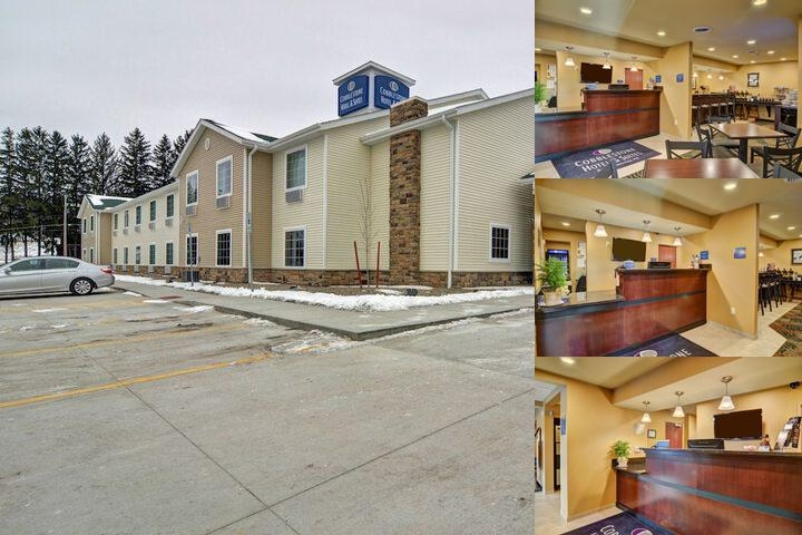 Cobblestone Hotel & Suites Punxsutawney photo collage