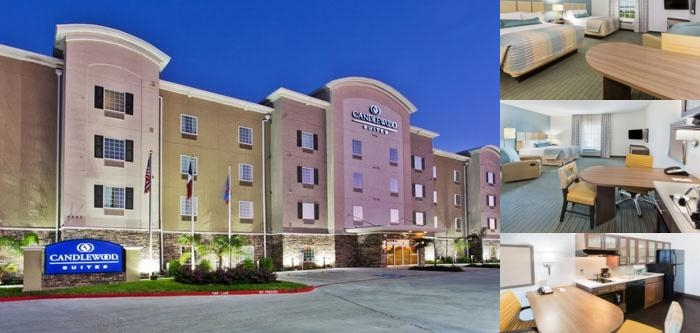 Candlewood Suites South photo collage