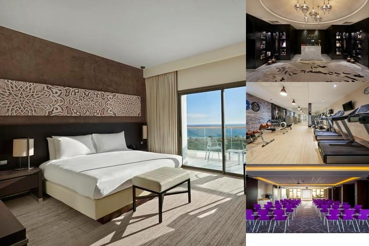 Hyatt Place Taghazout Bay photo collage