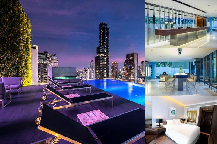 Amara Bangkok photo collage