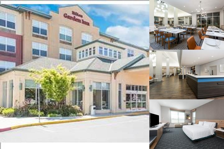 Hilton Garden Inn Oakland / San Leandro photo collage
