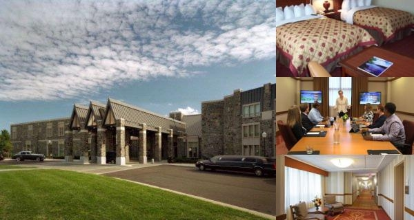 The Inn at Virginia Tech & Skelton Conference Cent photo collage