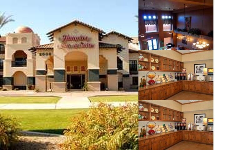 Hampton Inn & Suites Goodyear photo collage