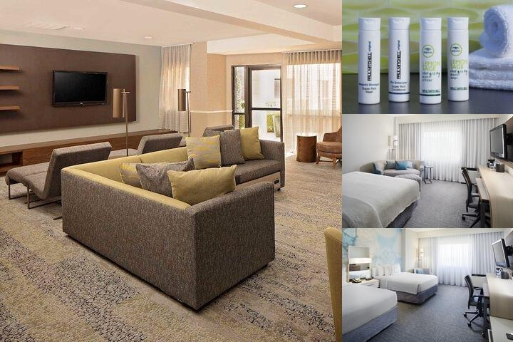 Courtyard by Marriott Addison / Quorum photo collage