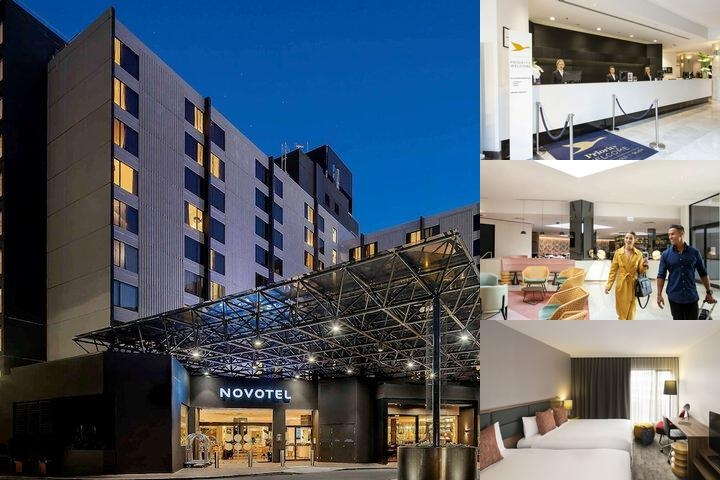 Mercure Sydney International Airport photo collage