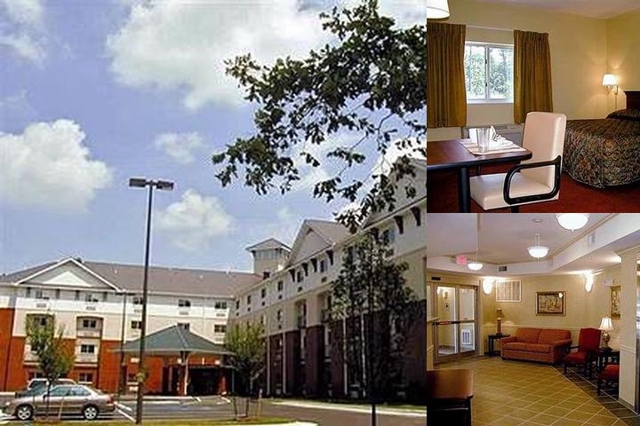 Crestwood Suites Near Tech Center photo collage