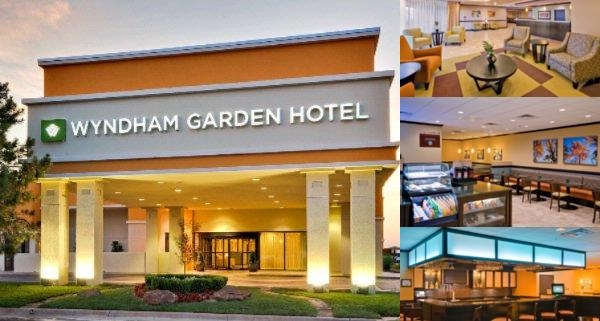 Wyndham Garden Oklahoma City Airport photo collage