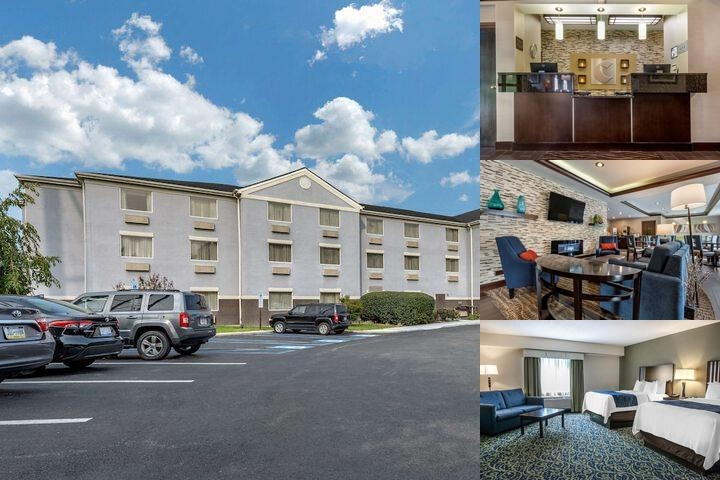 Comfort Inn & Suites Butler Pa photo collage