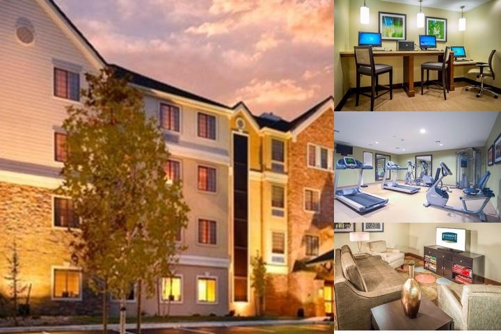 Staybridge Suites Folsom photo collage