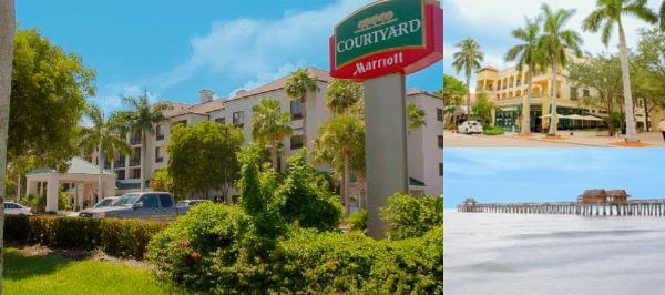 Courtyard by Marriott Naples photo collage