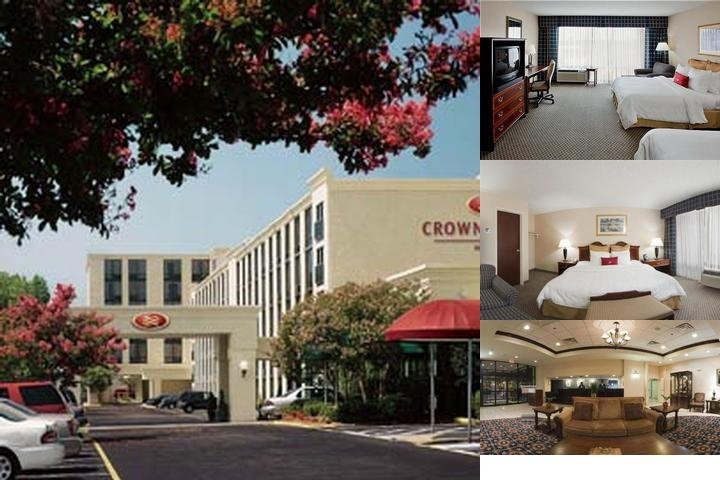 Speco Hotels & Convention Center of Richmond photo collage