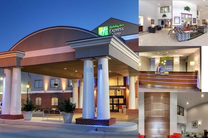 Holiday Inn Express Meridian photo collage