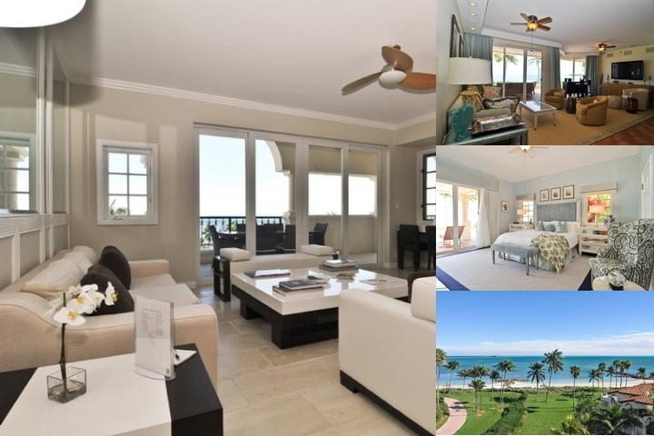 Villas on Fisher Island photo collage