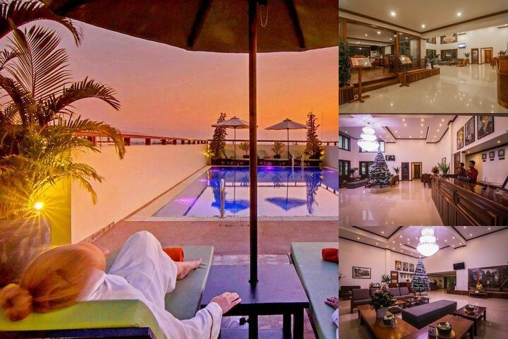 Cheathata Suites Hotel photo collage