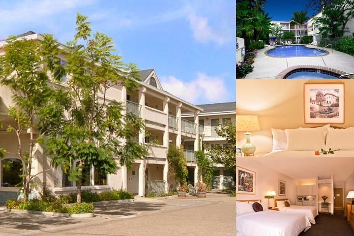 Lexington Inn San Luis Obispo photo collage