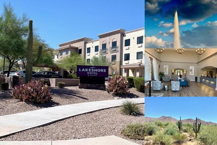 Lexington Hotel & Suites Fountain Hills / North S photo collage