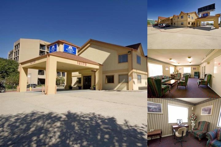 Americas Best Value Inn & Suites Houston / Nw photo collage