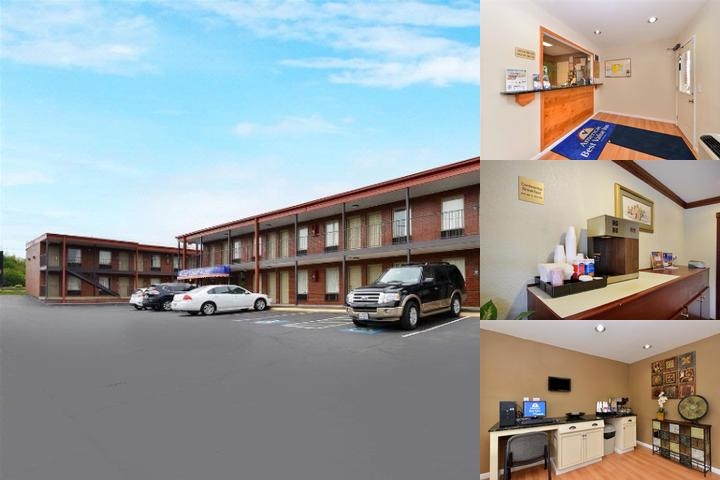 Americas Best Value Inn Nashville / Airport South photo collage