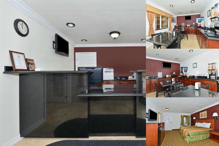 Americas Best Value Inn Adelanto / Victorville photo collage